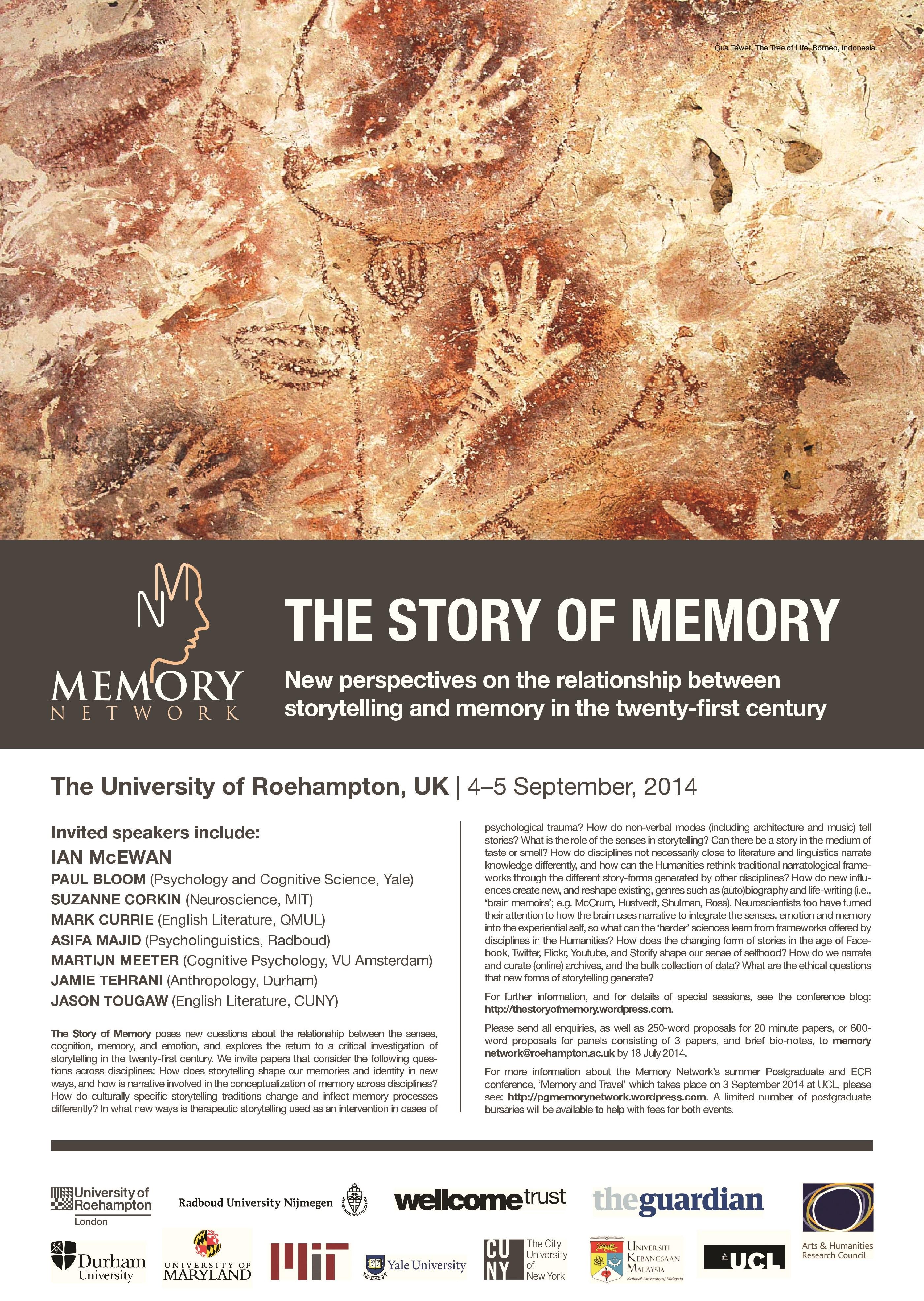 storyofmemory-postercfp